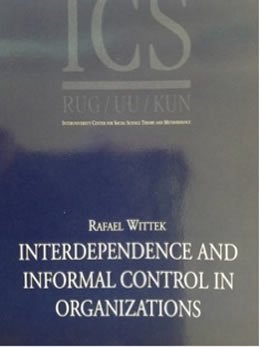 Interdependence and Informal Control in Organizations